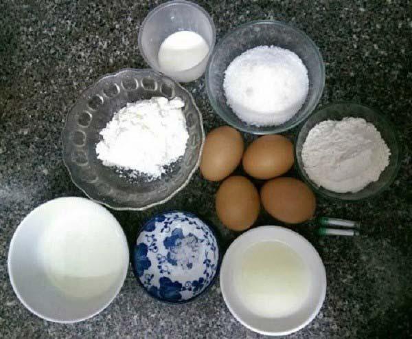 Hướng dẫn làm bông lan trứng muối không tanh
