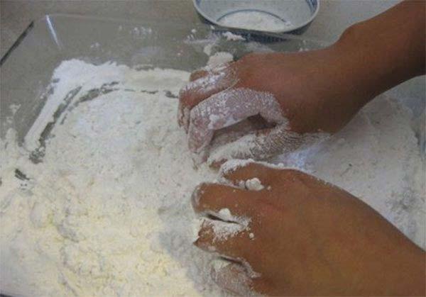 Cách làm bánh trôi tàu nhân đậu xanh