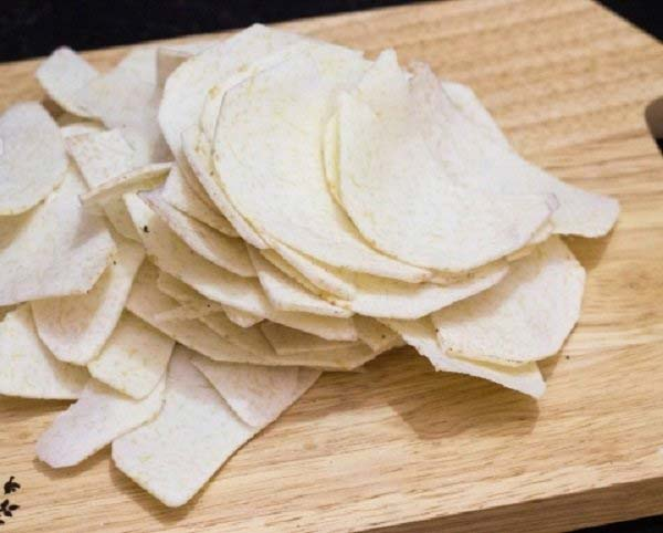 Cách gói bánh khoai sọ
