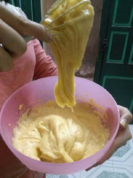 Cách làm nhân bánh rán
