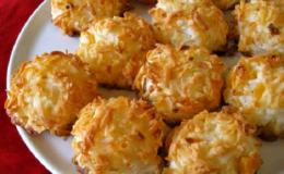 Cách làm bánh dừa nướng giòn thơm – giòn – bùi ăn là mê