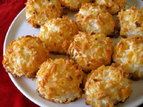 Hướng dẫn làm bánh dừa nướng thơm ngon