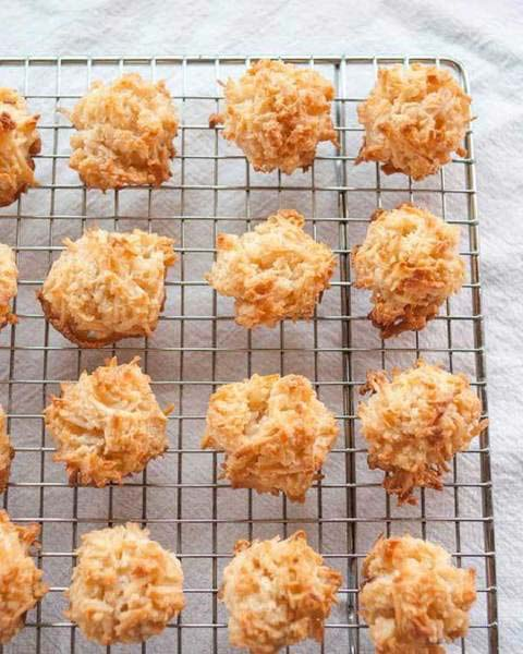 Nướng bánh dừa nướng