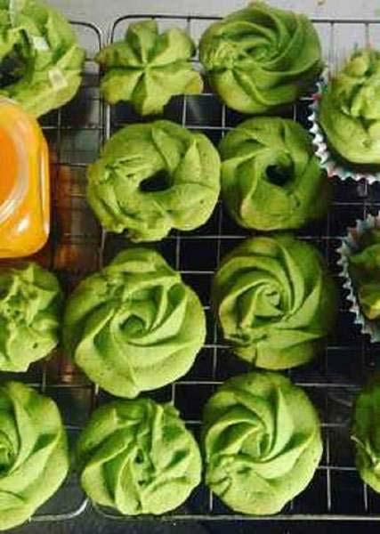 Hướng dẫn làm bánh quy trà xanh tự nhiên thơm ngon hấp dẫn tại nhà