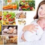 Chế độ dinh dưỡng cho mẹ bầu sau sinh