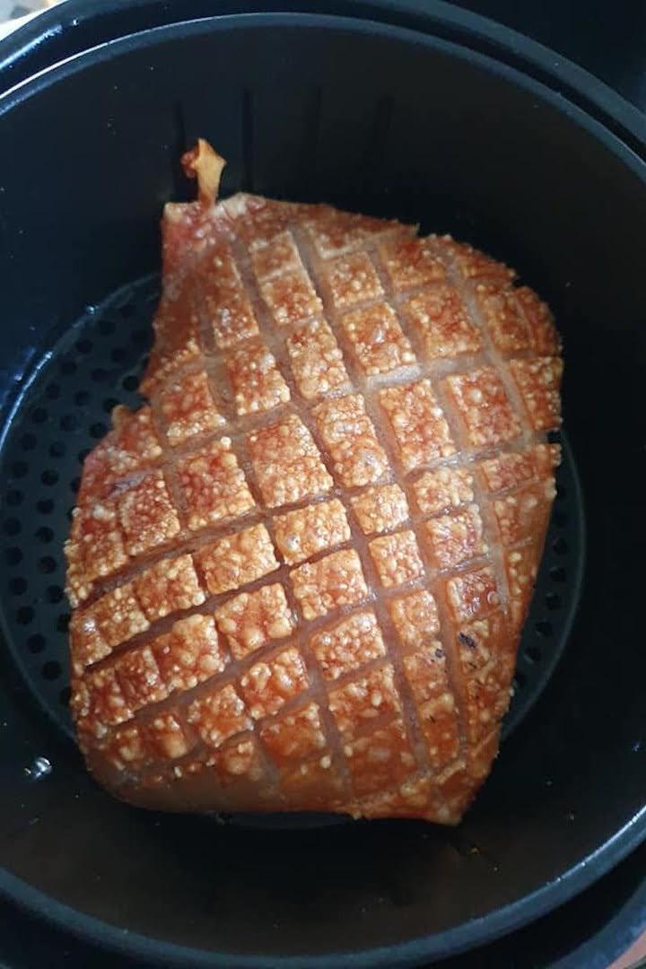 cách làm thịt quay tại nhà giòn bì