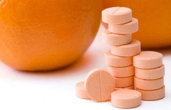 Chữa hóc xương cá bằng vitamin C