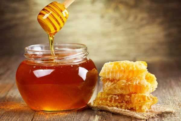 Xử lý món ăn mặn bằng mật ong