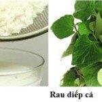 Cách trị đờm bằng nước vo gạo và rau diếp cáCách trị đờm bằng nước vo gạo và rau diếp cá