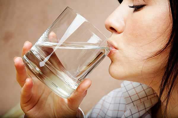 Tăng cường bổ sung thêm nước
