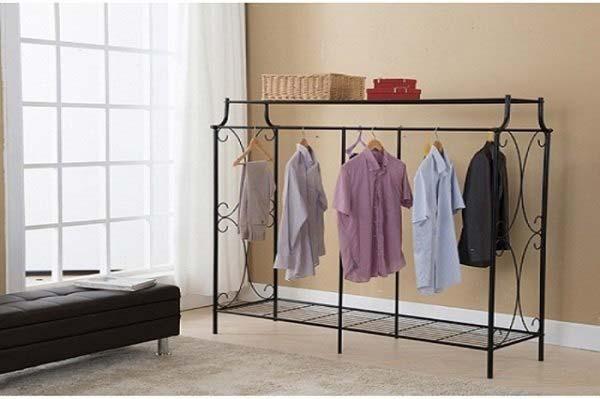 Tăng khoảng cách giúp quần áo khô nhanh hơn