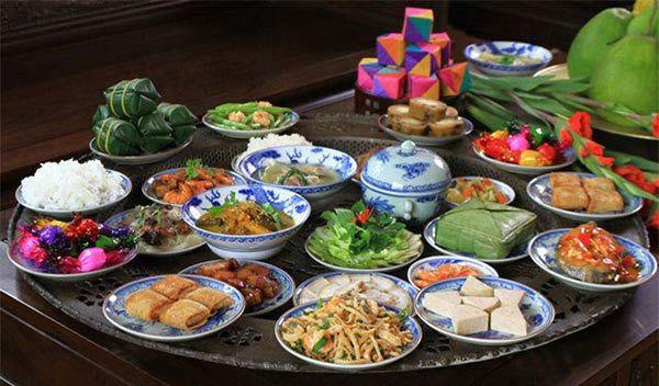 Các món ăn không thể thiếu mâm cỗ người miền trung