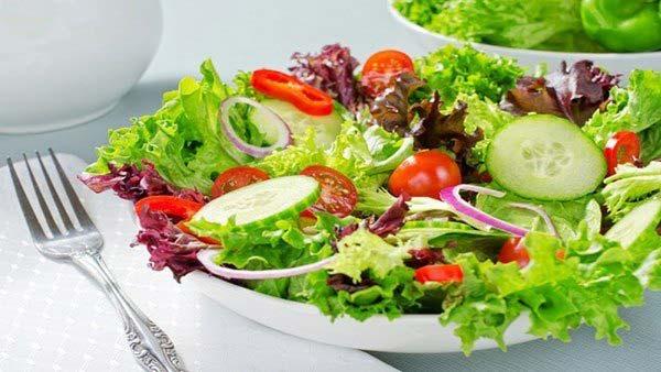 Salad món ăn vừa ngon vừa tốt cho sức khỏe