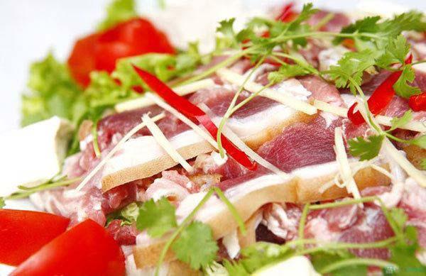 Bạn nhớ tránh kết họp thịt dê với những thực phẩm dưới đây nhé