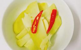 Chia sẻ cách làm su su muối chua ngọt cho ngày tết thêm mới lạ