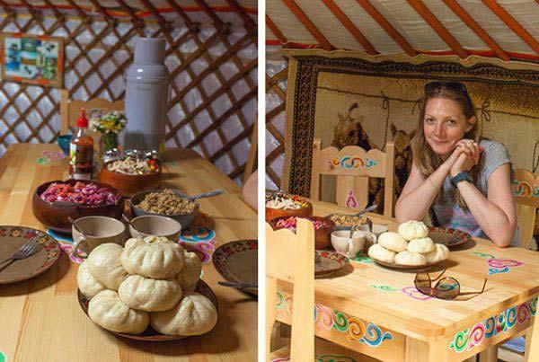 Tsagaan Sar tết truyền thông của người Mông Cổ