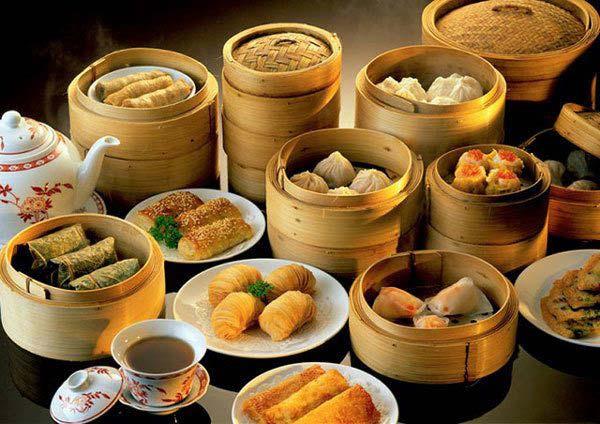 Tết Trung Quốc với nhiều món ăn ngon và mang nhiều ý nghĩa