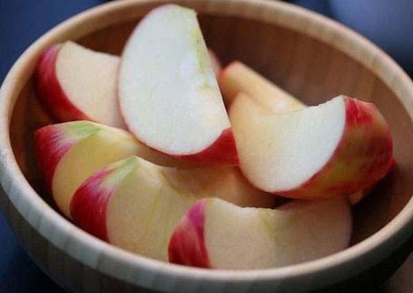sơ chế nguyên liệu làm giấm táo