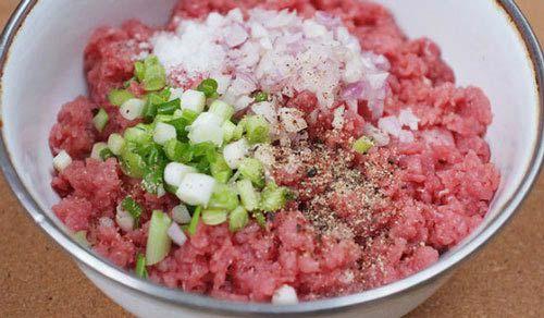 2 cách nấu cháo thịt bằm ngon đúng chuẩn