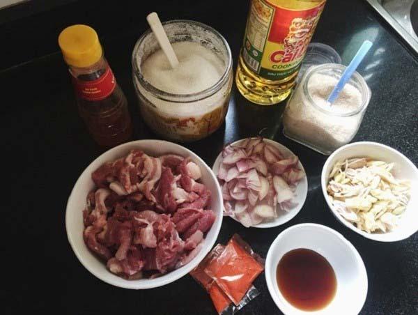 gia vị ướp thịt nướng bbq