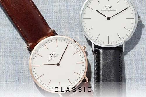 Đồng hồ Daniel Wellington siêu mỏng cho nam