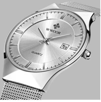 Đồng hồ nam siêu mỏng giá rẻ đầy phong cách