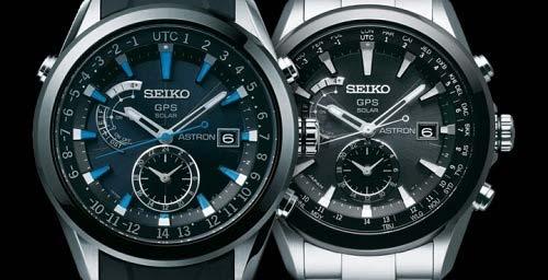 Đồng hồ năng lượng mặt trời Seiko đạp tan bóng tối