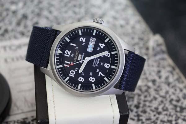Đồng hồ Seiko chính hãng - sự lựa chọn hàng đầu cho người yêu đồng hồ