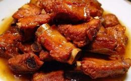 Sườn kho nước dừa – Món ăn ngon ngọt thơm nức cả bếp