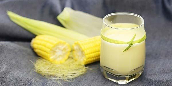 tác dụng của sữa bắp