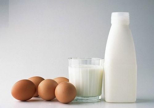 tỷ lệ trứng và sữa khi làm bánh flan