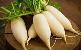 Củ cải trắng có tác dụng gì đối với sức khỏe con người?