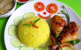 5 cách làm cơm gà ngon nhất chuẩn vị cho bữa cơm gia đình của bạn
