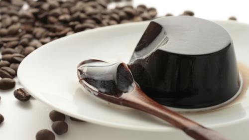Cách làm rau câu cafe