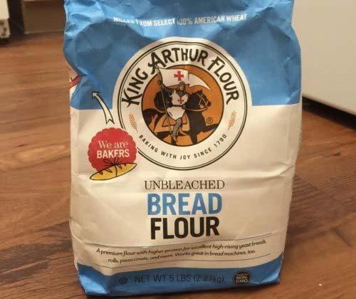 Bột mì (bread flour)