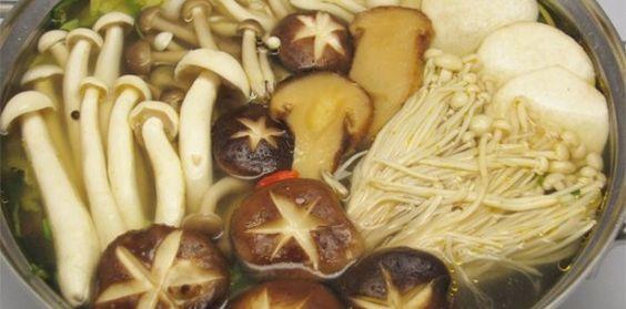 Nấm dùng ăn lẩu nấm