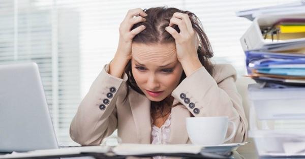 Một trong những nguyên nhân khiến bạn già nhanh là do quá căng thẳng