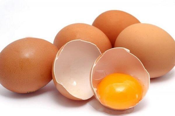 ăn trứng gà như thế nào là đúng cách
