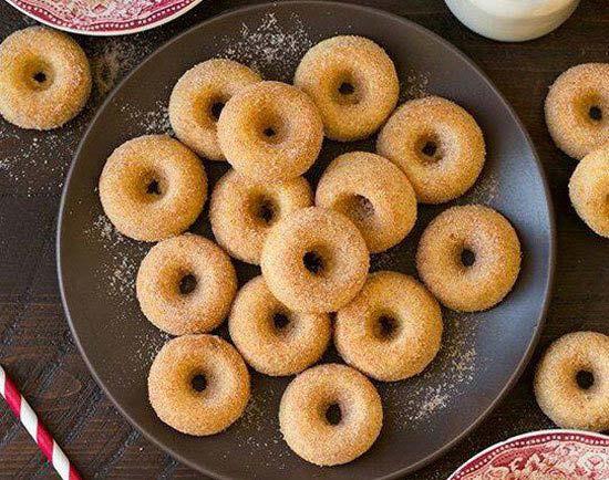 Cách làm bánh donut ngon tại nhà mà không tốn nhiều thời gian