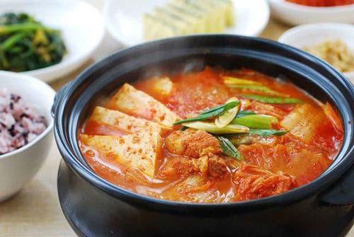 Cách nấu canh kim chi theo phong cách người Hàn Quốc