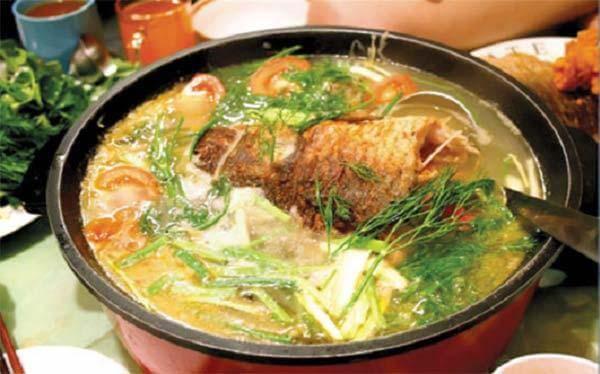 cách nấu lẩu cá
