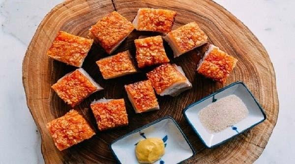 nướng thịt bằng lò nướng