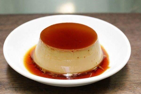 caramel làm từ gì