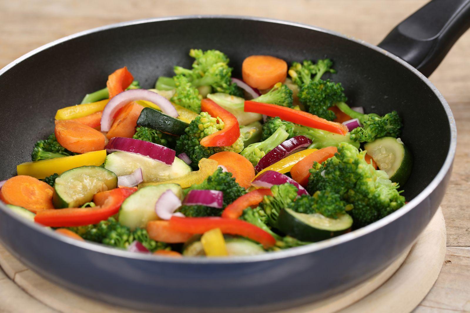 Làm phong phú màu sắc cho bữa ăn