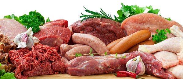 Các loại thịt tốt cho sức khỏe