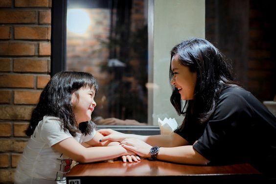 Giáo dục con cái biết yêu thương
