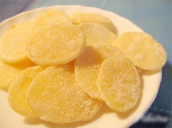 Hướng dẫn cách làm mứt khoai tây