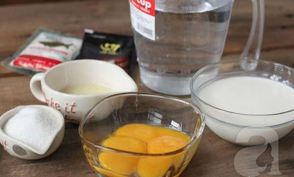 cách làm bánh flan rau câu