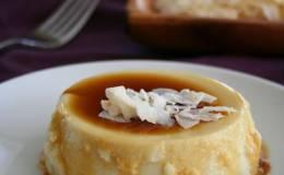 Cách làm bánh flan dừa thơm ngon mà đơn giản tại nhà