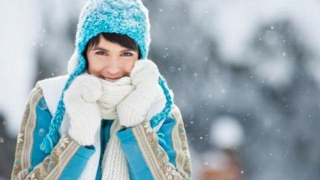 Giữ ấm cơ thể ngày đông